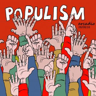 As the world turns--Populism is at play and Democracy erodes?
