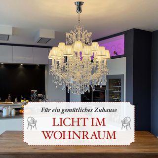 Licht im Wohnraum - Die richtige Beleuchtung für jedes Zimmer - #34
