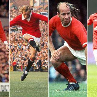 Seven Of The Best (7OTB) players to ever play for Manchester United