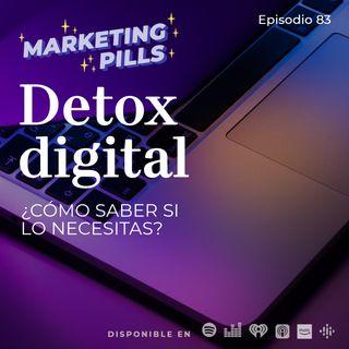 ⚡Episodio 83 - Detox digital ¿Cómo saber si lo necesitas?