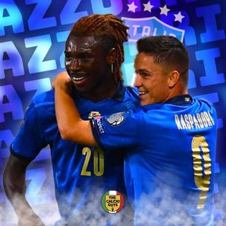 Assessing the Azzurri attack with an Average Chiesa Enjoyer - Episode 115