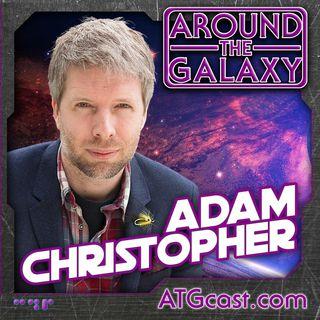 124. Adam Christopher: Tied In