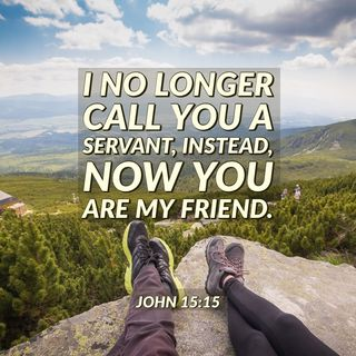 Prayer for God's Help in Developing Healthy Friendships as a Friend like Christ
