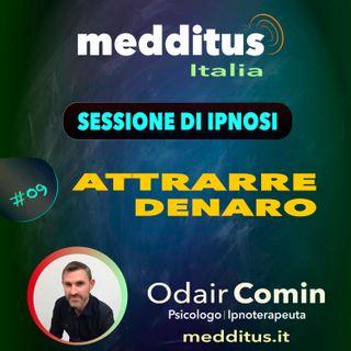 #09 Ipnosi per Attrarre Denaro