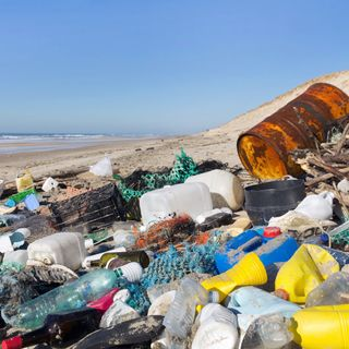 EPISODE #20 - PLASTIC POLLUTION IN THE WORLD - WHAT ARE WE DOING?