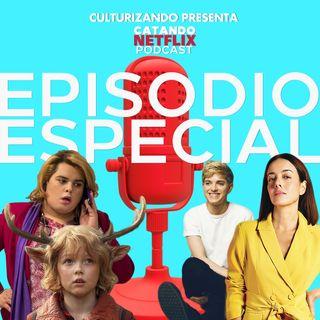Episodio Especial ¡Celebramos nuestro primer aniversario! • Catando Netflix • Series y Películas