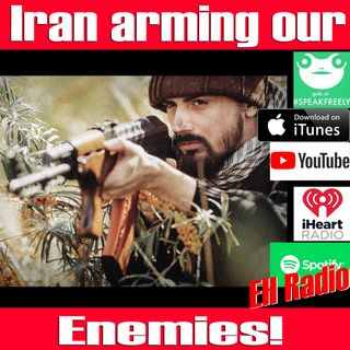 Morning moment Iran arming our enemies Nov 9 2018