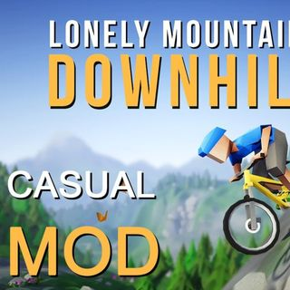 Topal: Casual Mod - Lonely Mountains Downhill - Solid 2.0
