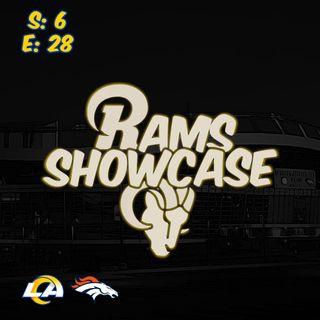 Rams Showcase - Rams @ Broncos