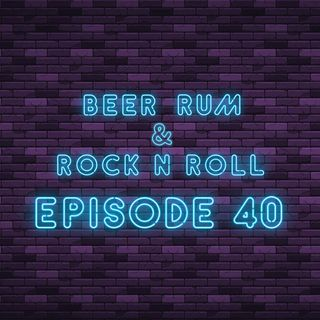 Episode 40 (REVIEWS OF A&E 'NINE LIVES OF OZZY OSBOURNE' /METALLICA 'S&M2' /BLUES PILLS 'HOLY MOLY')