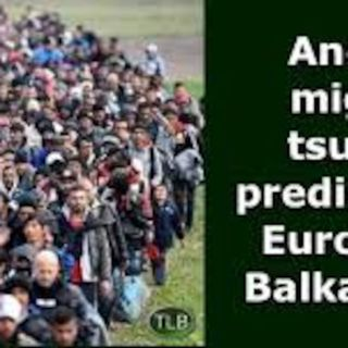 Migrant Tsunami in Europe