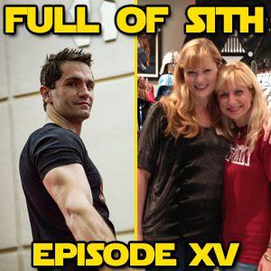 Episode XV: Sam Witwer Vs. Jenna Busch