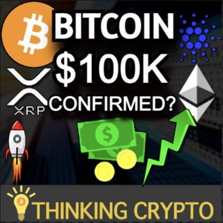 Bitcoin on Track to $100K and Altcoins Will Follow With New ATH Prices!