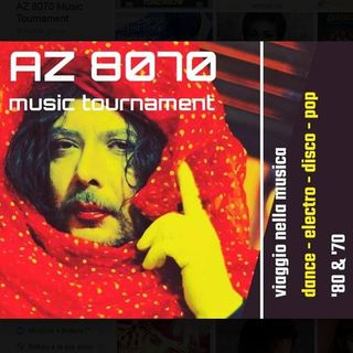 Alex Simone e AZ 8070 Music Tournament