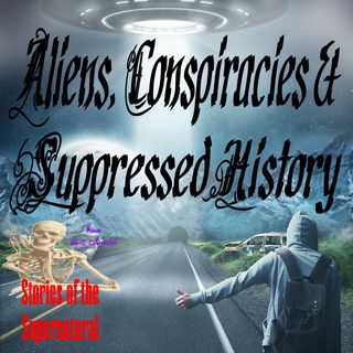 Aliens, Conspiracies & Suppressed History | Interview w/ Xaviant Haze | Podcast