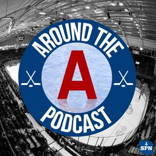 Around The A Podcast Offseason Update #8 - October 21st, 2020 with New Wilkes-Barre/Scranton Head Coach JD Forrest