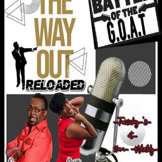 The Way Out Reloaded *Quartet Battle Lee Williams vs Harvey Watkins Jr* 3-19-19