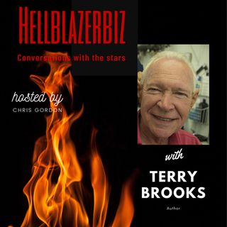 Author Terry Brooks talks to me about The Shannara Chronicles