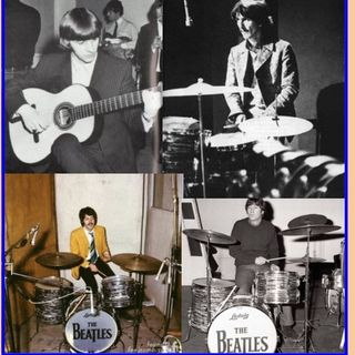 BEATLES HOUR WITH STEVE LUDWIG # 32 ~ WHAT GOES ON