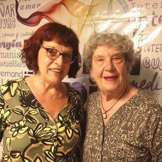 Los especiales de GPS Audiovisual T1 E13- 50 Mujeres del Cine Argentino - Diana Frey