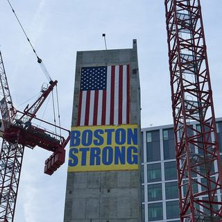 Boston Strong Three Years Later
