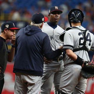 Yankees 4 Astros 6 : Trade Aroldis Chapman