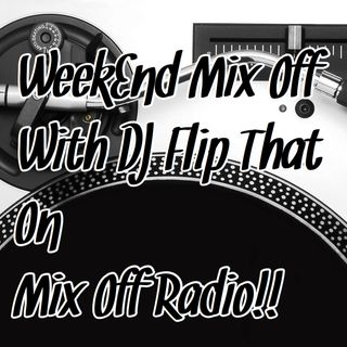 WeekEnd Mix Off 12/6/19 (Live DJ Mix)