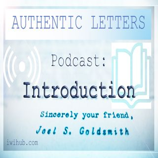 Authentic Letters of J.S. Goldsmith
