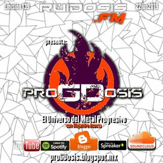 proGDosis 139 - 22jun2019 - Decibel
