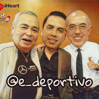 Llegamos al viernes con el Rudo, Pepe y Alex en Espacio Deportivo de la Tarde 28 de Mayo 2021