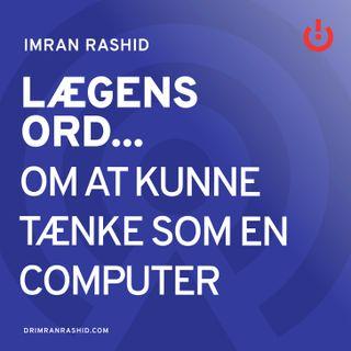 Om at kunne tænke som en computer - Ole Sejer Iversen