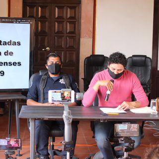 Episodio 03 Ayuntamiento de San Luis de la Paz declara el estado de emergencia por el Covid-19