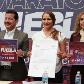 MARATON DE PUEBLA 2019 Episodio 62 - ATLETISMO EN MEXICO's show