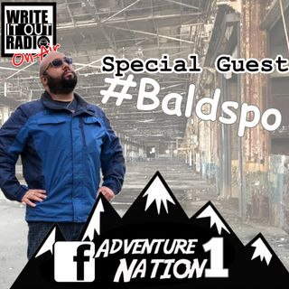 On-Air #2 - Sitting down with Adventure Nation co-star #Baldspo