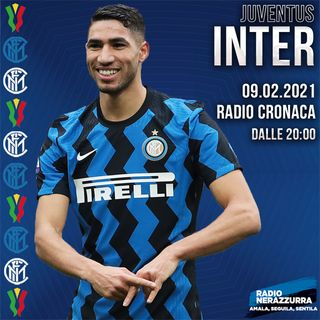 Post Partita - Juventus - Inter 0-0 - 210209