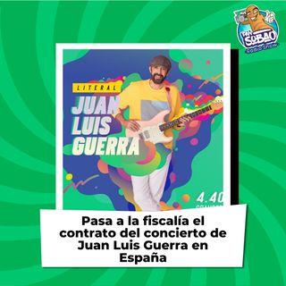 Tremendo problema en España por el concierto de Juan Luis Guerra