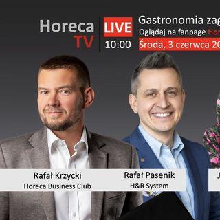 Goście Horeca Radio odc. 67 - Gastronomia zagraniczna - Chiny