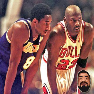 Quem chegou mais perto de Michael Jordan na NBA? - Na Tábua #15