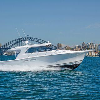 Fisherman australiani: Caribbean 420 Express