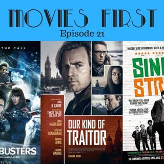 Movies First with Alex First & Chris Coleman - Episode 21 - Ghostbusters?