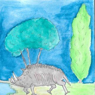 Il Cinghiale e la volpe