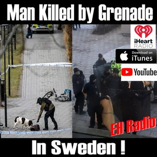 Morning Moment Sweden Hand Grenade CRISIS Jan 19 2018