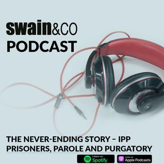 The Never-ending Story – IPP Prisoners, Parole and Purgatory