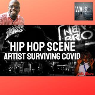 Hip Hop Scene Va - Surviving Covid Virginia Hip Hop Scene: Walk In Victory