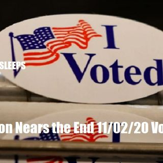 The Election Nears the End 11/02/20 Vol.9 #200