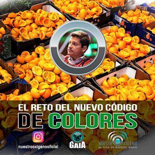 NUESTRO OXÍGENO El reto del nuevo código de colores - Prof. Marco Tulio Espinosa