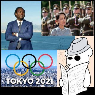 Birmania, olimpiadi e avvocati ne'ri
