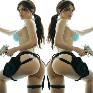Lara Croft Jungle Roleplay  ASMR