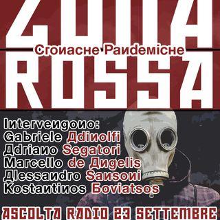 ZONA ROSSA-CRONACHE PANDEMICHE
