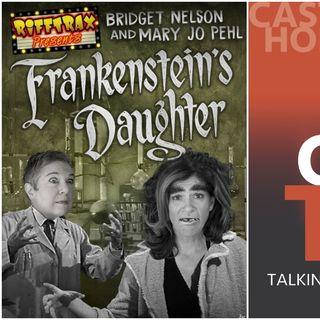 Rifftrax's Bridget & Mary Jo on Frankenstein's Daughter